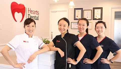 Improving Peoples Smile Blackburn Dentist Dr Qing Guo