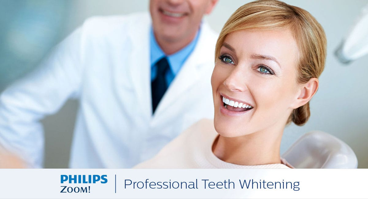 Phillips Zoom Whitening & Clean - Special banner