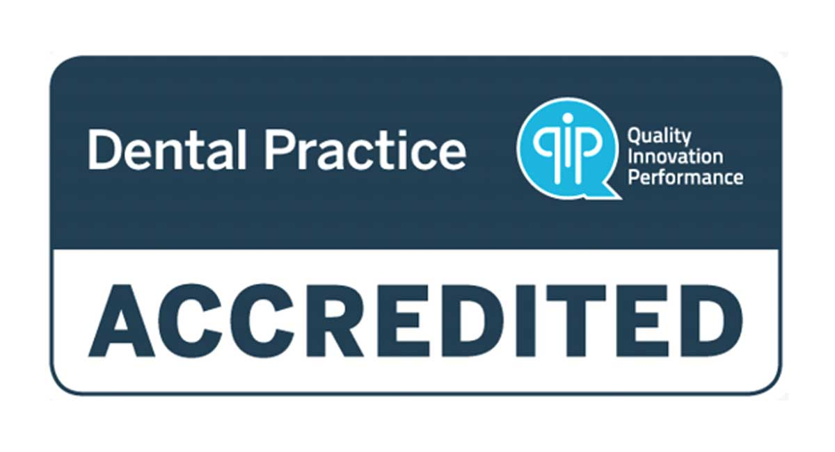 Hearts Dental in Blackburn is QIP accredited