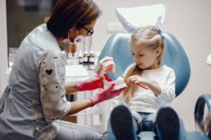 dentist blackburn children friendly