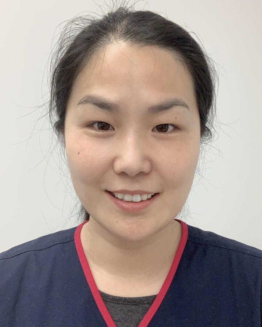Jing - Dental Assistant at Hearts Dental in Blackburn
