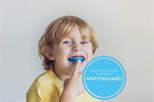 Child-wearing-mouthguard